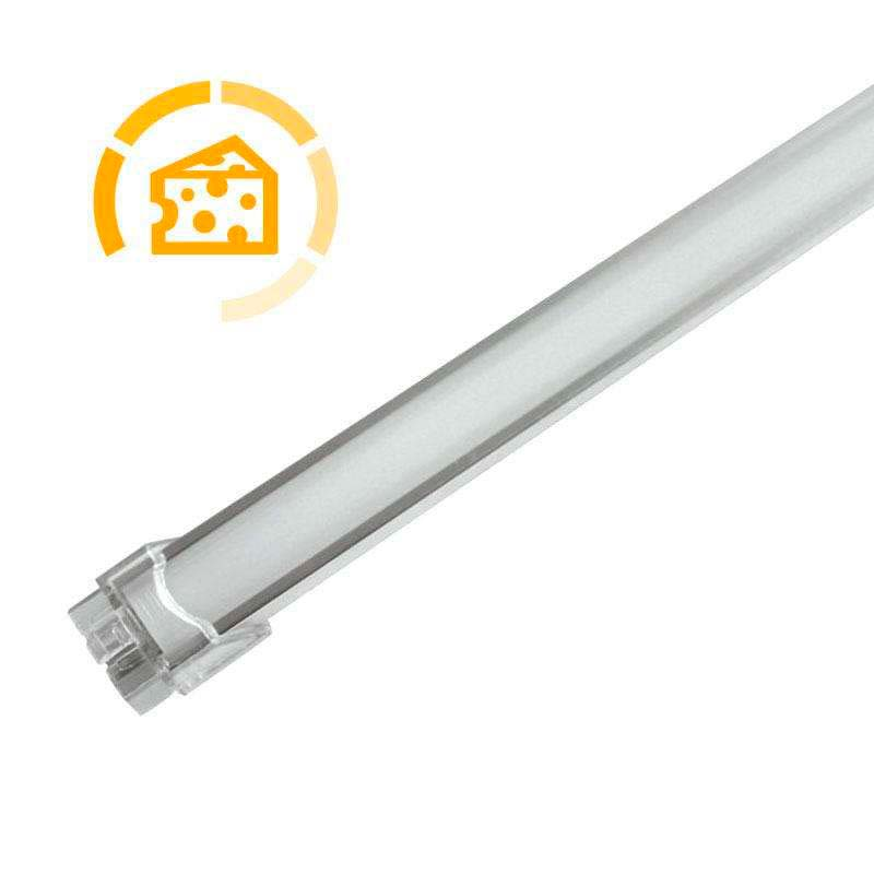 Barra LED Profresh, 4W, 26cm, Quesos y fiambres, Blanco cálido